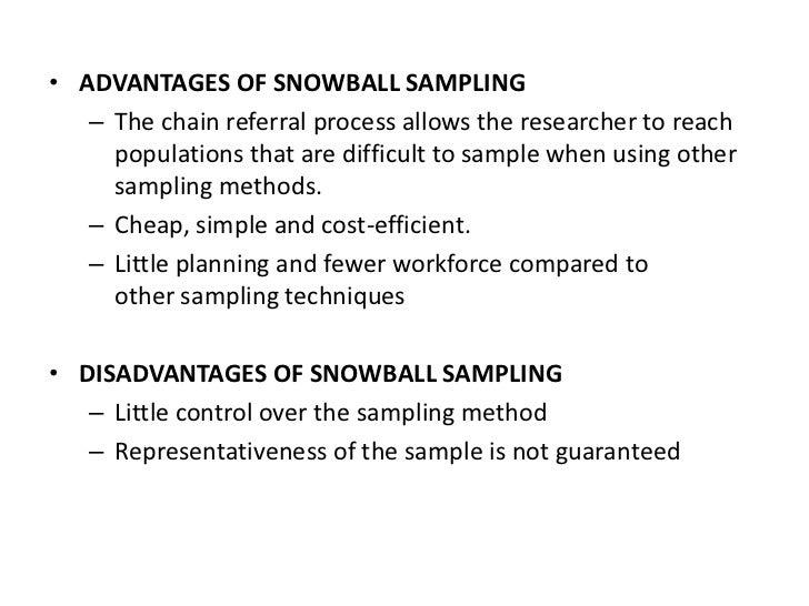 sampling methods in market research Ranking sampling method is based on taking apart the general population into  several strata,  using ranking sampling within marketing research requires the.