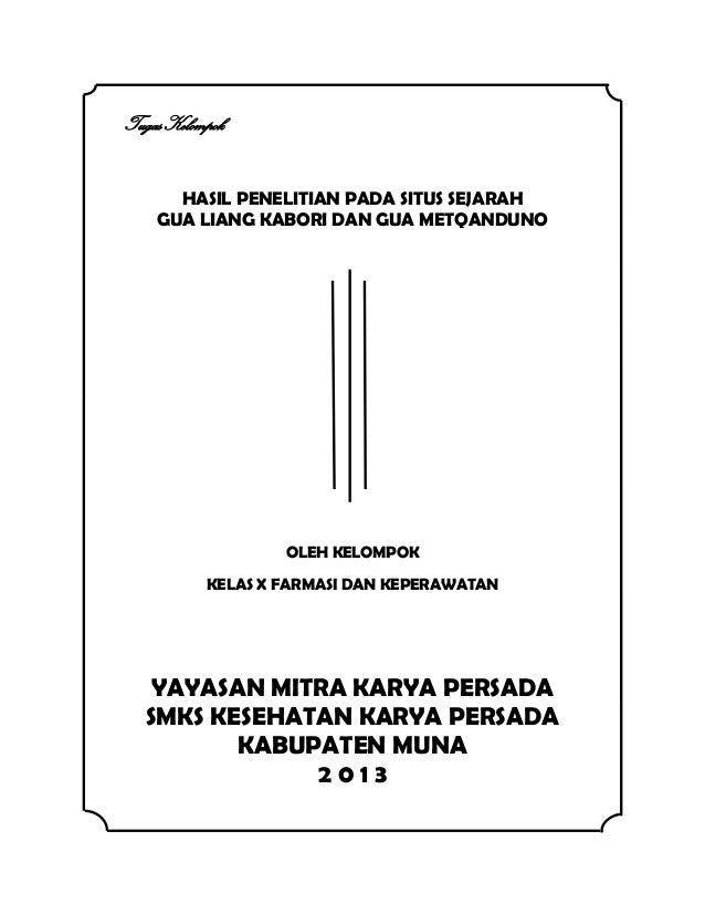 Contoh Cover Tugas Laporan Musica Theme V2