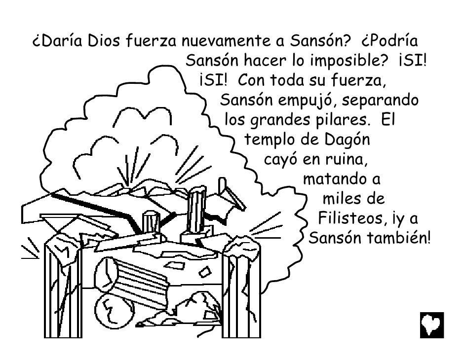 Samson gods strong man spanish cb