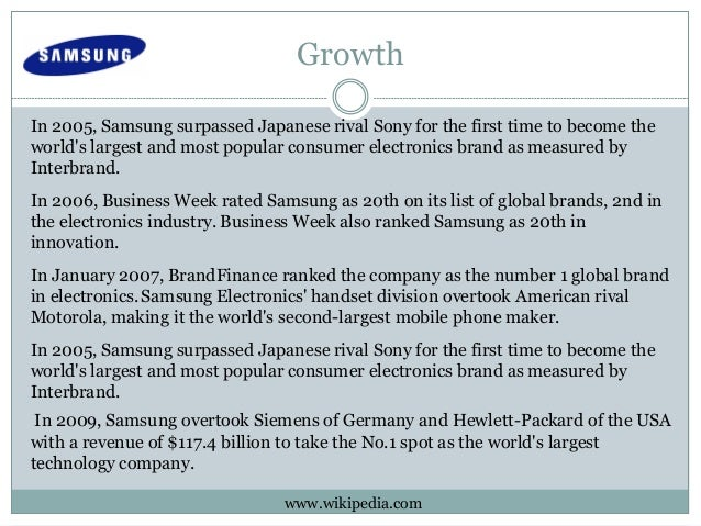 samsung marketing strategy Writepass - essay writing - dissertation topics [toc]introduction: meaning of brandmain goals which a good brand includes:strategies of brandingbrand image of samsungsamsung logo: character: slogan of samsung: country of origin marketing strategyproduct strategy teammarketing strategy teamregional strategy teammarket.