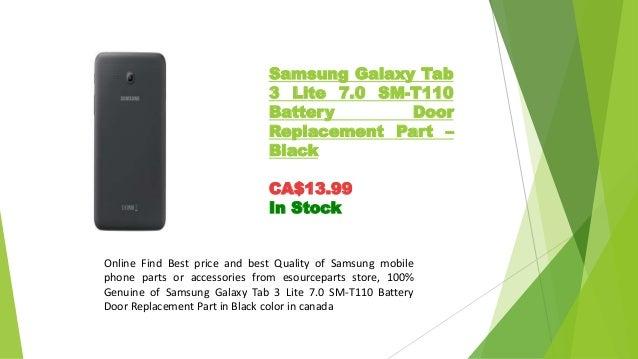 Samsung Tablet Repair Parts | Samsung Tablet Spare Parts