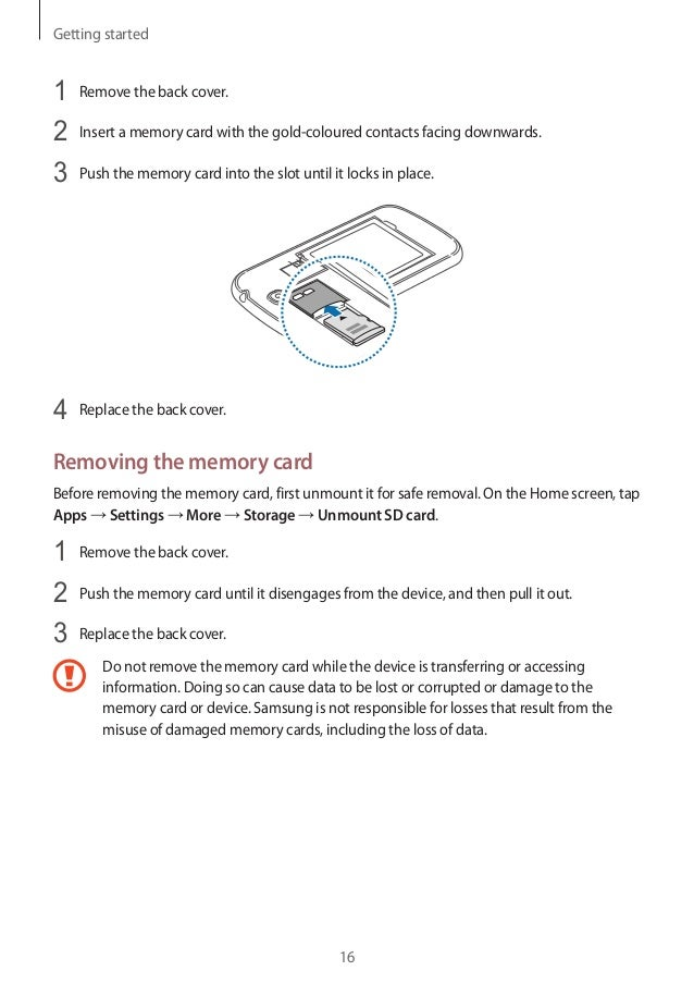 Samsung Galaxy S4 Manual User Guide