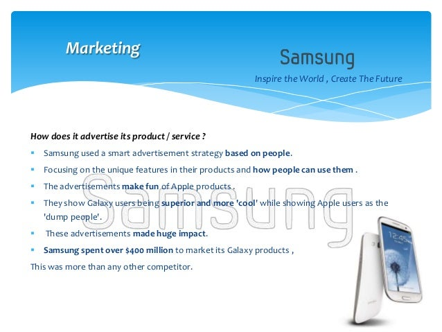 Samsung strategic hierarchy