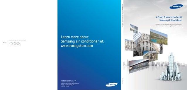 Samsung 2012 vrf [plus iv] catalog