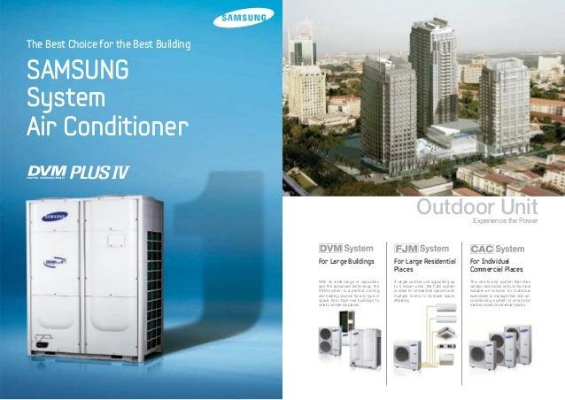 Samsung 2012 Vrf Plus Iv Catalog