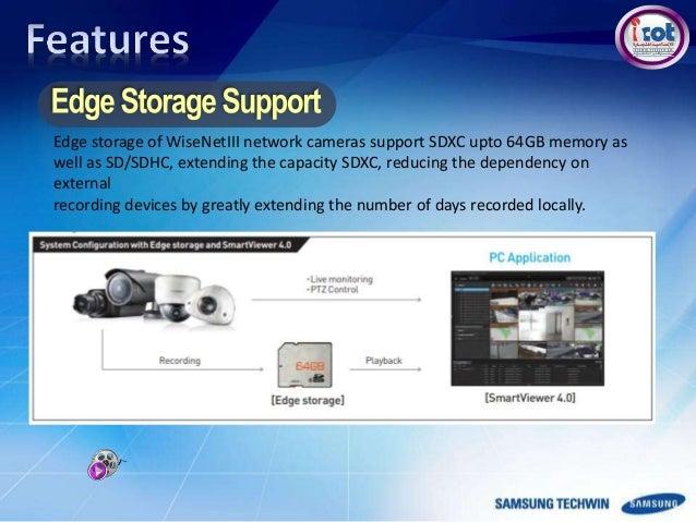 samsung techwin hanwha rh slideshare net Samsung Smart View Smart Viewer for Mac