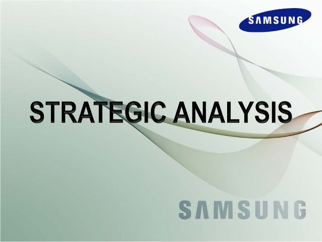 samsung electronics case study analysis Swot analysis of samsung will elaborate the strength & weakness of, opportunities & threats for samsung company  samsung malaysia electronics won big at the putra.