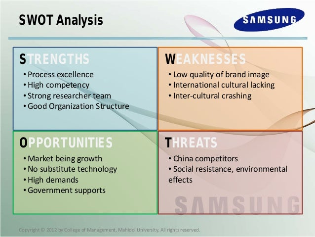 samsung cost leadership strategy Porter distinguished between two types of strategies: differentiation and cost leadership choose of one puts constraints on using the second differentiation consists in differentiating the.