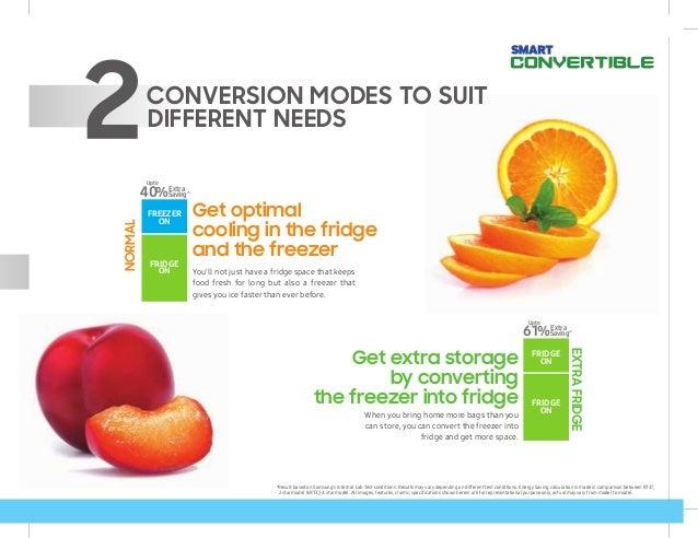 samsung cool n cool fridge freezer instructions