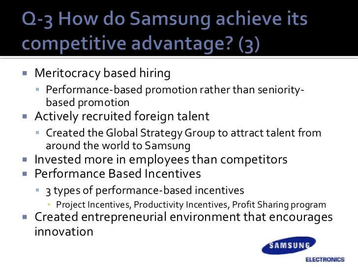 Strategic Marketing Management: A Case Study of Samsung Telecommunications