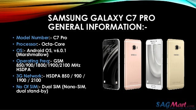 Samsung Galaxy C7 Pro - Full phone specifications - SAGMart