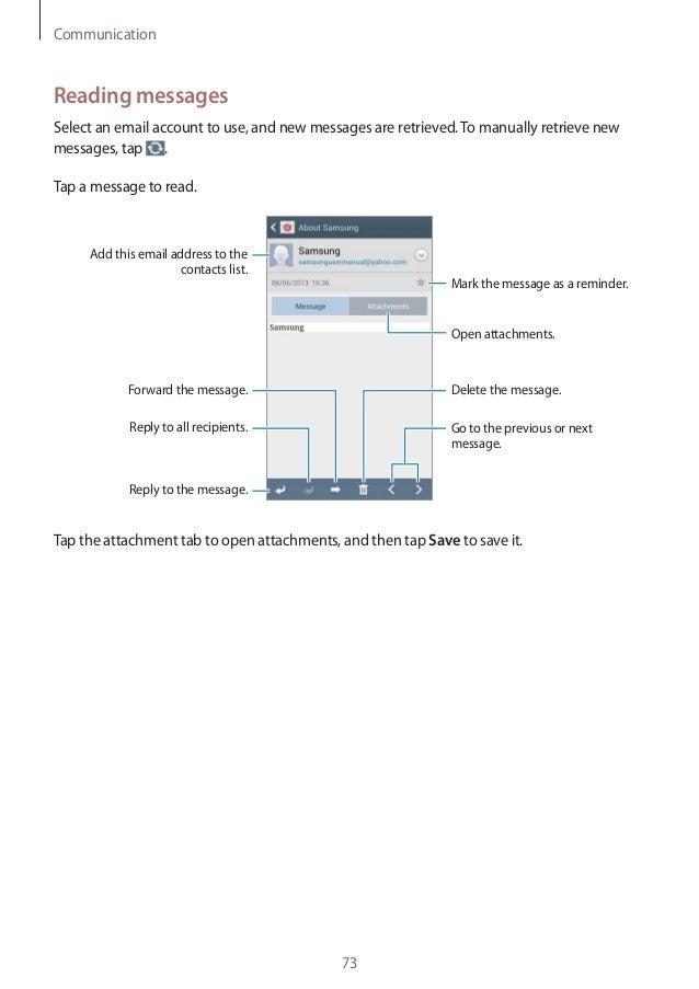 Samsung Galaxy Note 3 User Guide