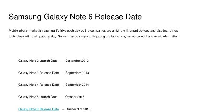 Samsung galaxy note 3 release date in Brisbane