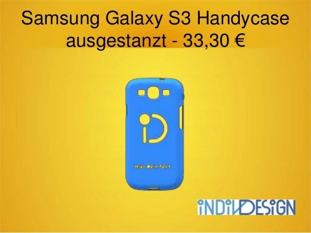 Samsung galaxy s3 hüllen produkt designs mit preisen- handyhüllen  Slide 3