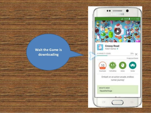 Samsung Galaxy S6 Edge: How To Download Apps And Games