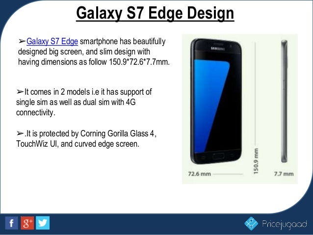 Samsung Galaxy S7 edge- Full Specifications, Features and ...