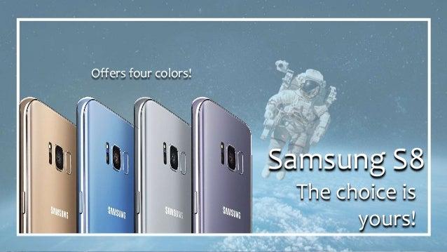 Samsung Galaxy S8 Ppt