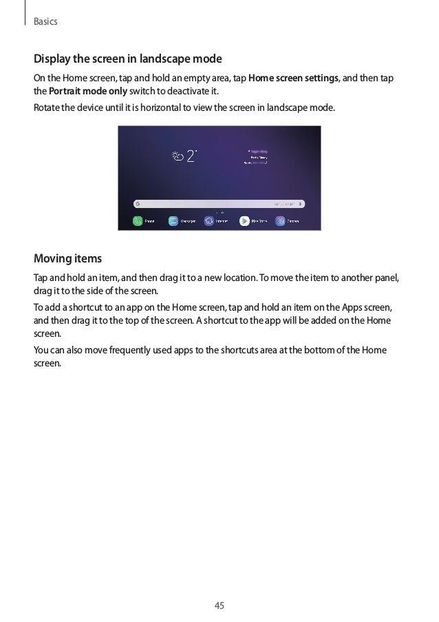 Samsung Galaxy S9 Manual SM-G960 English