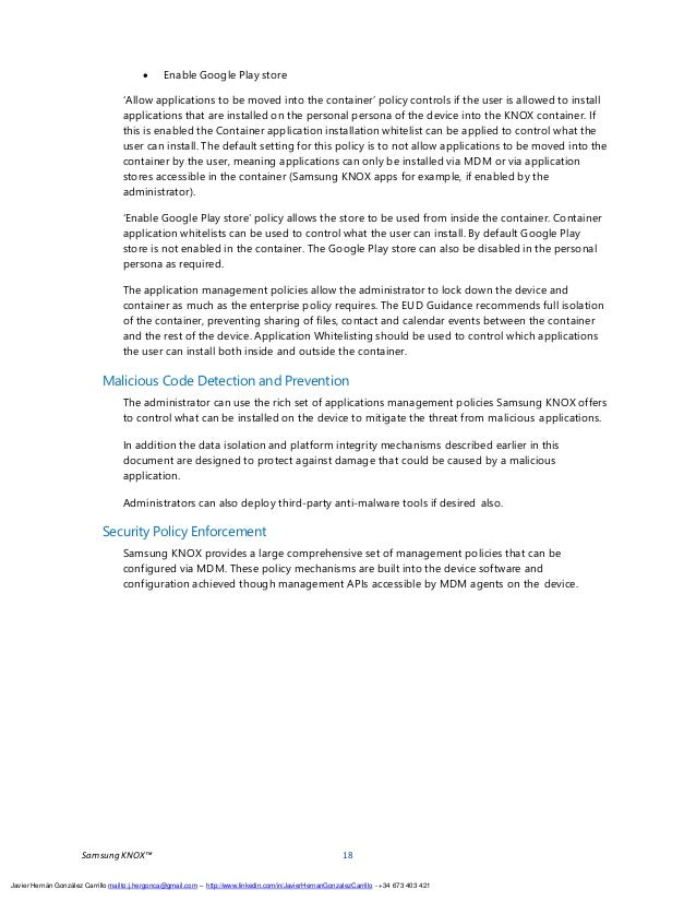 Samsung knox uk eud_whitepaper_3