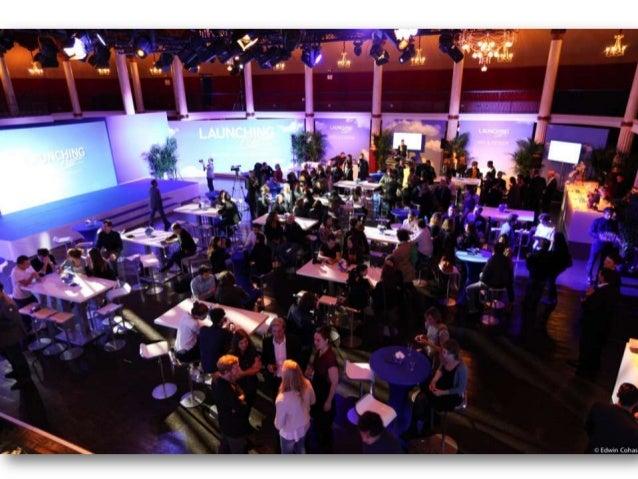 Soirée révélation des lauréats Samsung Launching People, en partenariat avec L'Express