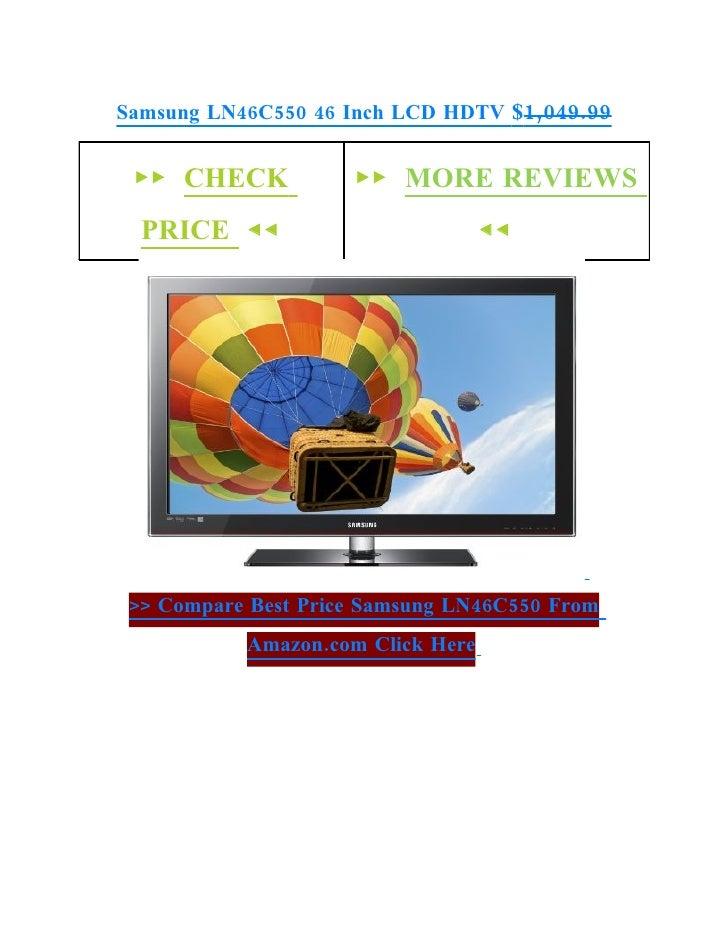 Lcd tv user Manual samsung Series 5