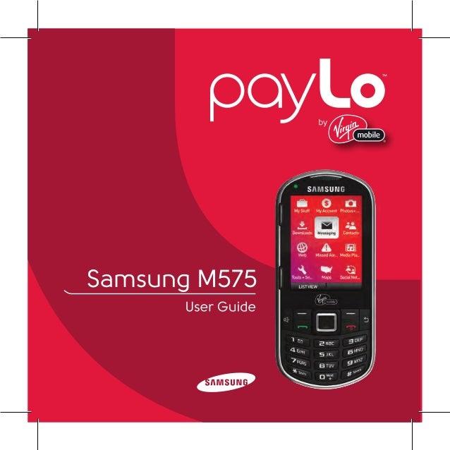 Samsung M575