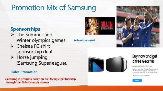 Samsung Marketing PPT