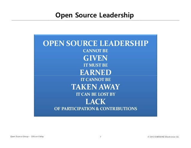 samsung leadership Leadership lesson innovation is a broadly based skill set, far removed from the old days when a good product could meet a big marketing budget and win markets.