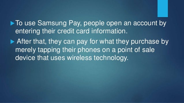  Apple Pay clearly has a current advantage as of August 2015 in the mobile phone payment system war by virtue of already ...
