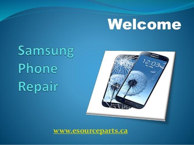 Welcome www.esourceparts.ca