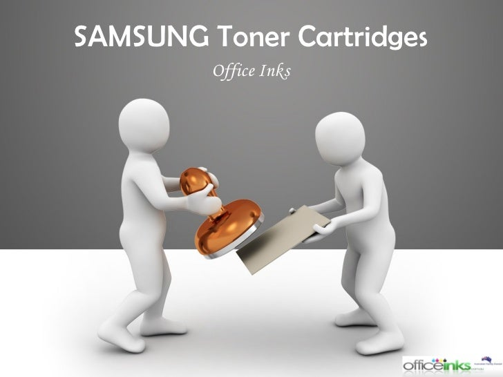 SAMSUNG Toner Cartridges Office Inks