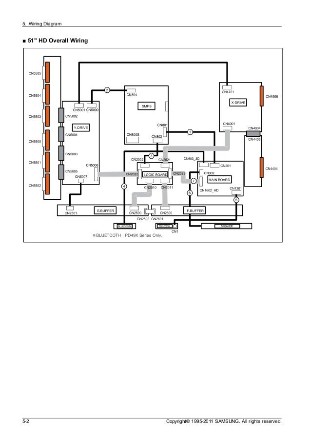 lg tv circuit diagram free download television diagram