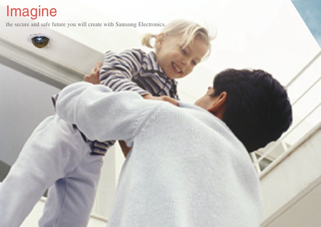 Imaginethe secure and safe future you will create with Samsung Electronics.