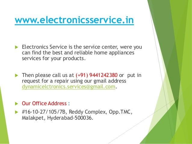 how to get samsung service center