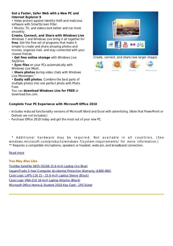 Samsung series 5 np550 p5c t01us 15 laptop (2 3 g-hz intel