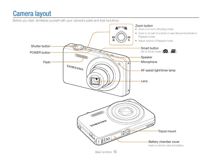 Samsung Digital Camera ST90 &ST91 User Manual
