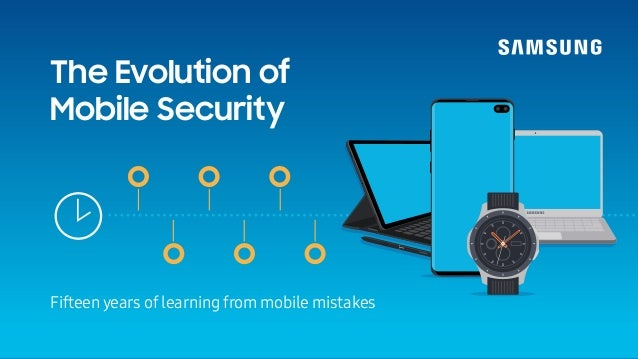 The Evolution of Mobile Security Fifteen years of learning from mobile mistakes