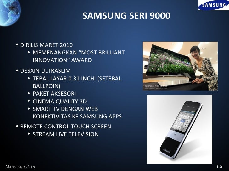 marketing communication plan of samsung television Samsung marketing mix samsung group is a south korean multinational conglomerate company headquartered in samsung town, seoul samsung was founded by lee byung-chul in 1938 as a trading company.