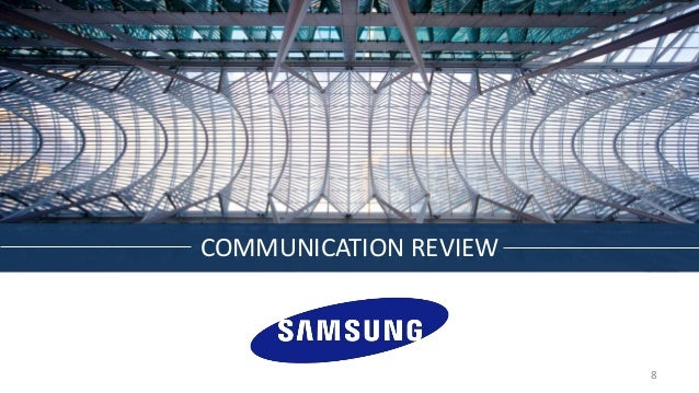 COMMUNICATION REVIEW 8