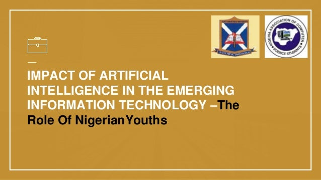 Nigeria at 50: The Impact of Information Technology