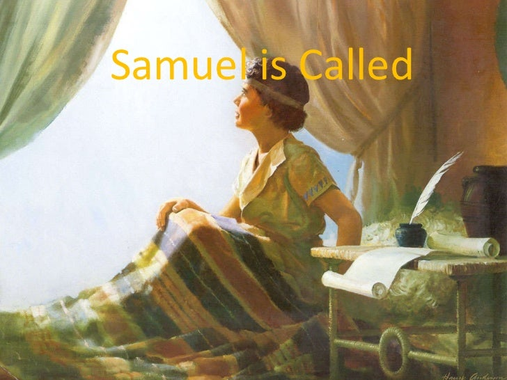 Samuel is Called