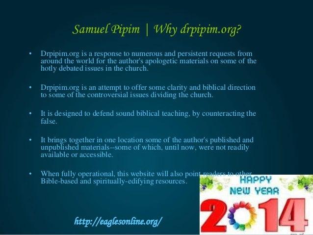 Samuel Koranteng Pipim - Happy New Year 2014