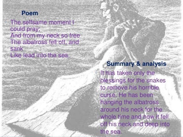 the multiple use of similes and metaphors in rime of the ancient mariner a poem by samuel taylor col Pre-made tests on the rime of the ancient mariner final test - medium, including multiple choice, short answer samuel taylor coleridge what is the simile the mariner constructs after the marginal notes say the curse is expiated 9.