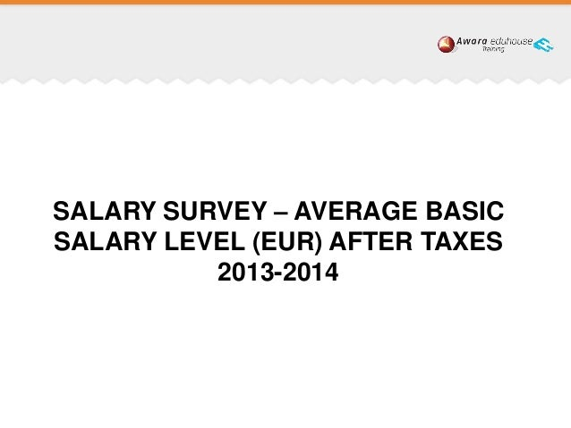 Labor market and salaries in Russia, 2014