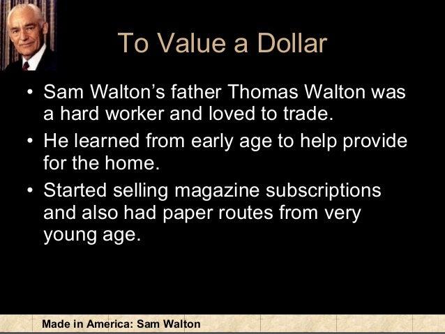 Made In America Sam Walton 3