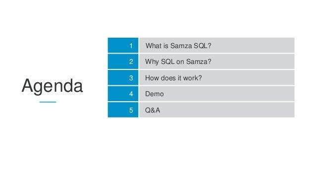Stream Processing using Samza SQL Slide 3