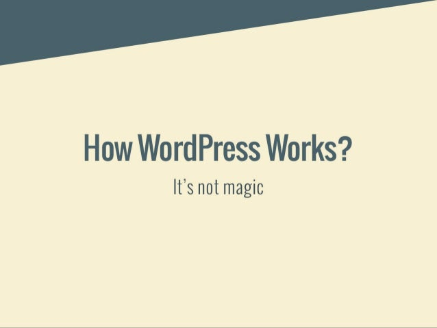 Hristo Pandjarov @ WordCamp San Diego - Why is My Website Slow? slideshare - 웹