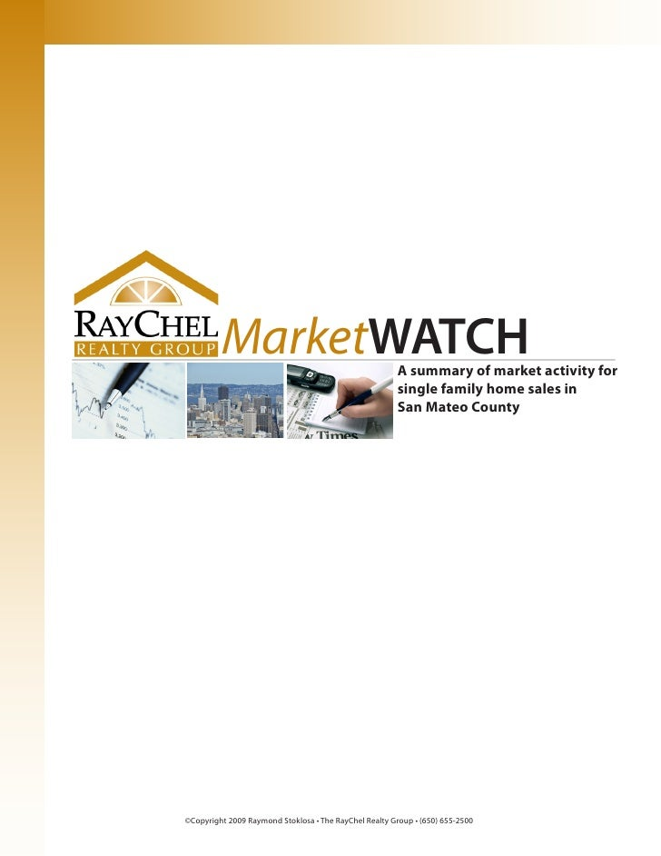 MarketWATCH                                   A summary of market activity for                                            ...