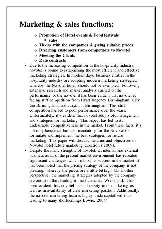 Strategies For Increasing Hotel Room Sales