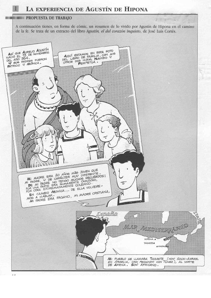 San Agustín  Comic